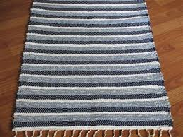 hand woven rag rugs two feet wide