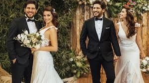 Oyuncu Begüm Birgören ve sevgilisi Mehmet Cemil evlendi - Magazin Haberleri