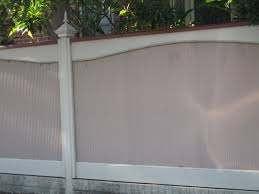 Mini Orb Panels Patio Pergola Outdoor Decor