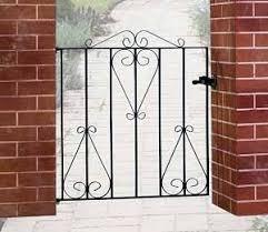 metal garden gates uk made