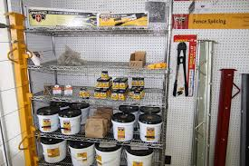 Fence Equipment Supplies D D Fence And Rental