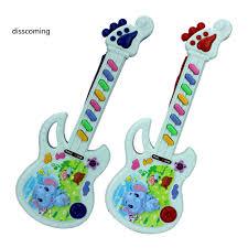 Đồ chơi đàn ghi ta điện tử hình con voi bằng nhựa có nhạc dành cho ...