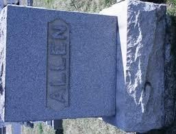 "Florence ""Ada"" Bowman Allen (1862-1915) - Find A Grave Memorial"