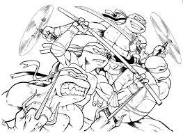 Ảnh đẹp: Tổng hợp các bức tranh tô màu Ninja rùa ngộ nghĩnh nhất ...