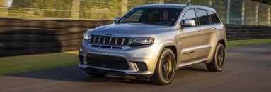 2018 jeep grand cherokee trims