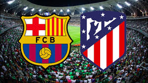 Barcelona vs Atletico Madrid, Spanish Super Cup, Semi-Final 2020 ...