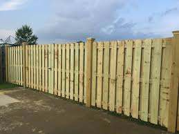6 Ft Tall Shadow Box Style By Benoit Fence Of Houma Inc Www Benoitfence Com Wooden Fence Panels Vinyl Fence Panels Picket Fence Panels