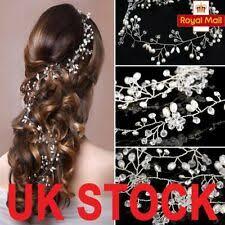 wedding hair vines in bridal tiaras