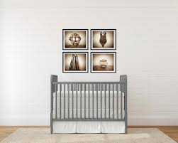 prints vintage baseball nursery