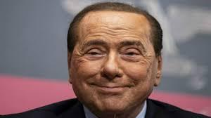 Silvio Berlusconi lascia Palazzo Grazioli