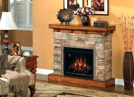 portable natural gas fireplace