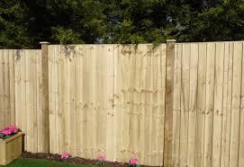 Feather Edge Close Board Panel Fencing Fencing Supplies Milton Keynes