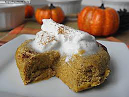 keto pumpkin pie custard sugar free