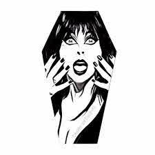 Pin On Elvira