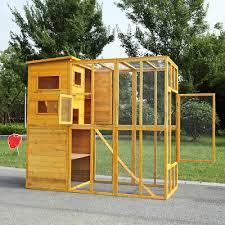 outdoor cat enclosure animal catio cage