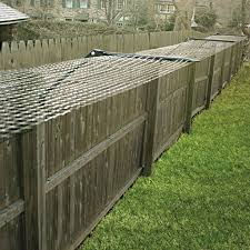 Existing Fencing Conversion System Purrfect Fence Uk