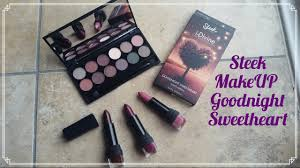 new sleek makeup goodnight sweetheart