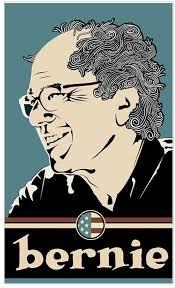 Amazon Com Cafepress Bernie Sanders Rectangle Bumper Sticker Car Decal Home Kitchen