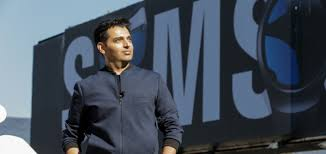 Interview] VP of Research Pranav Mistry Explains Samsung's Vision to Build  an Ecosystem of New Experiences – Samsung Global Newsroom