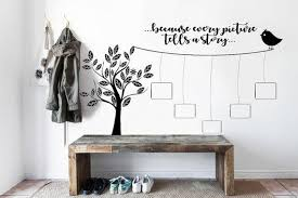 Because Every Picture Tells A Story Wall Sticker Home Decor Etsy