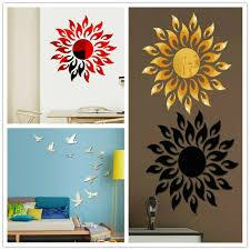 3d Mirror Hexagon Vinyl Removable Wall Sticker Decal Home Decor Art Set 7pcs For Sale Online Ebay