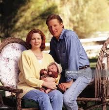 Melissa Gilbert, Bruce Boxleitner & their son Michael; Melissa ...