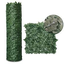 Goasis Lawn Artificial Hedge Fence Panels Topiary Hedge Boxwood Plant Privacy Screen Outdoor Indoor Use Garden Fence Backyard Home Decor Greenery Walls 1 Rolls Buy Products Online With Ubuy Zimbabwe In