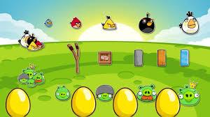 Angry Birds - 5 WAYS TO REACH STAR GOLDEN EGG #4 BIRDS PIGGIES ...