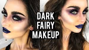 evil fairy halloween makeup tutorial