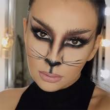pictures of cat face makeup saubhaya