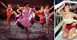 Rita Moreno: West Side Story's Young Anita, Then And Now