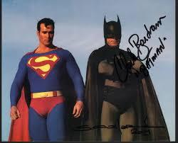 BATMAN: DEAD END HAND SIGNED PHOTO Batman CLARK BARTRAM + DIRECTOR SANDY  COLLORA | eBay