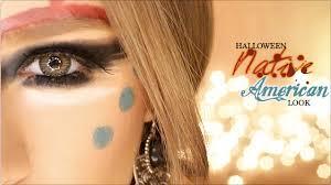 native americaqn makeup