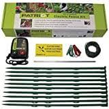 Amazon Com Patriot Pe2 Electric Fence Energizer 0 10 Joule Pet Supplies
