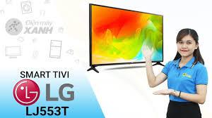 Smart Tivi LG 43 inch 43LJ553T có trả góp, giá tốt
