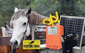 Daken Electric Fence Kits