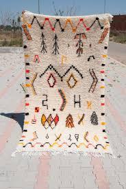 4x8 azilal rug the stunning moroccan