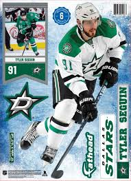 Fathead Dallas Stars Tyler Seguin Player Wall Decal Dick S Sporting Goods