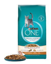 purina one tender selects blend with
