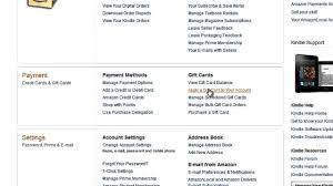 amazon gift cards balance and redeem