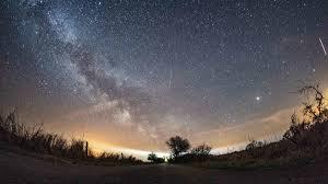 Lyrid Meteor Shower April 2020