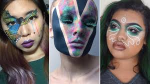 muas cover their entire faces in makeup