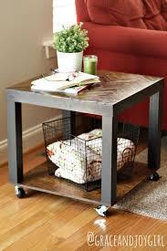 ikea lack side table diy furniture