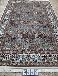 handmade persian rug 9449 hand knotted