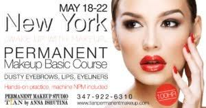 permanent makeup basic course new york