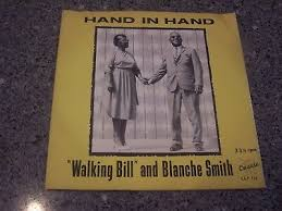 """Walking Bill and Blanche Smith """"Hand in Hand"""" 7"""" 33 W/PICTURE ..."""