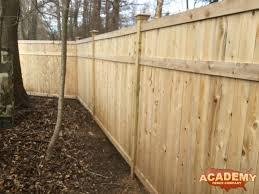 Orange Fence Installations Academy Fence Company