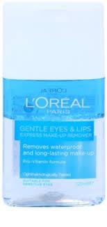 l paris gentle eye and lip makeup