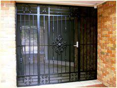 30 Security Doors Gates Ideas Iron Doors Security Door Security Screen Door