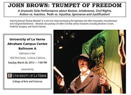 John Brown the Abolitionist -- A Biographer's Blog